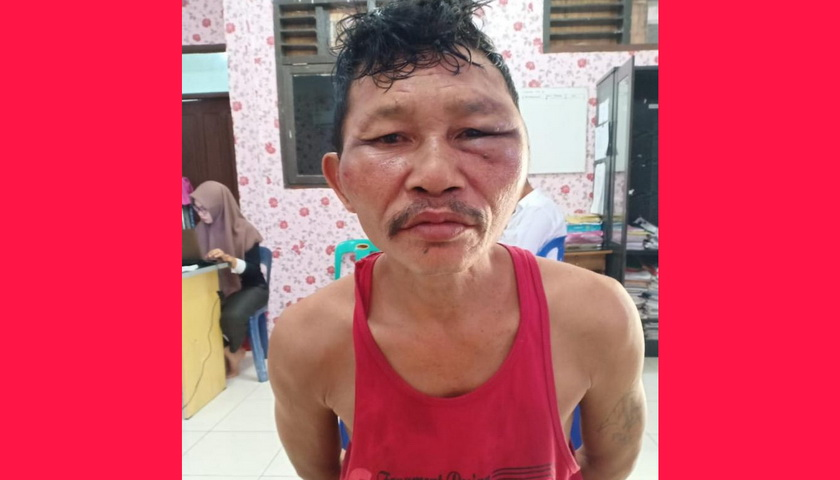 Ayah Durjana di Sei Balai ini Tega Gauli Putri Kandung Selama 2 Tahun