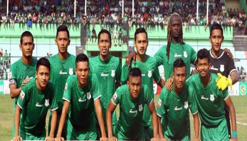 "PSMS ""The Killer"" Medan Ditahan Sriwijaya FC 1-1 di Liga 2 Indonesia 2019"
