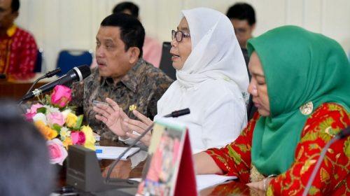 Sukseskan Even Sail Nias 2019, Sabrina Ingatkan OPD Pemprov Sumut Berperan Aktif