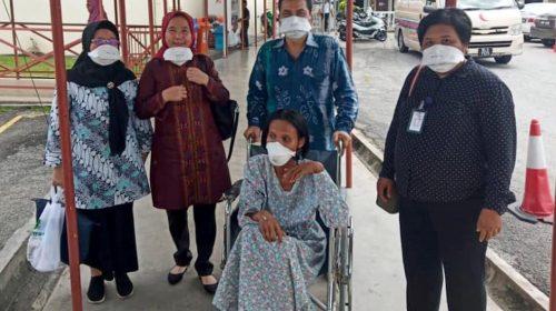Tim Pemprov Berhasil Keluarkan TKW Asal Sumut dari Rumah Sakit di Penang