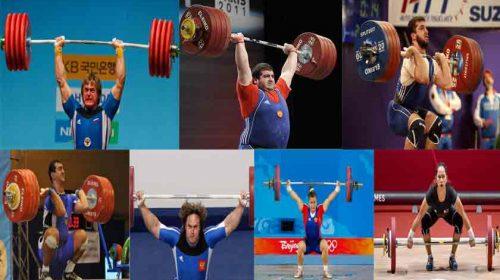 Lagi! Tujuh Atlet Angkat Besi Rusia Diduga Positif Gunakan Doping