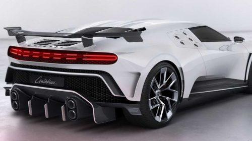 Bugatti Centodieci Harga Selangit, Hanya Tersedia 10 Unit