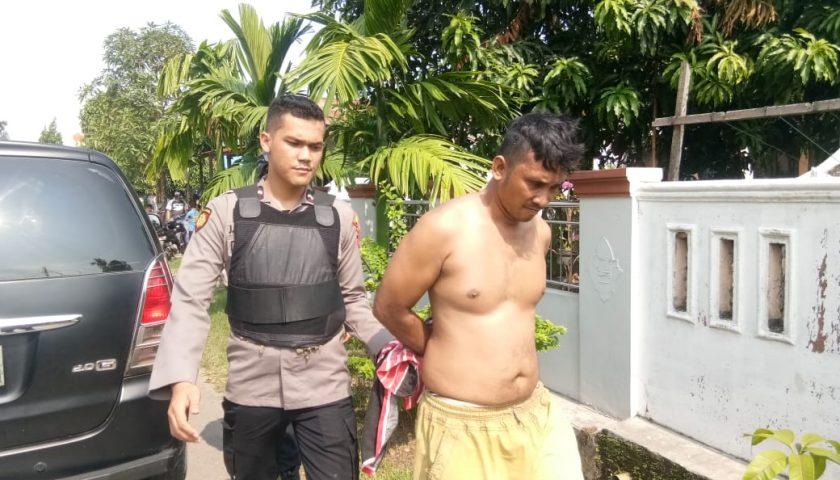 Gempur Kampung Narkoba di Percutseituan, 3 Penyabu tak Berkutik Diciduk