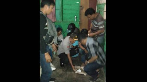 Gempur Kampung Narkoba, 7 Pelaku Bersama Sabu dan Ganja Disikat Polisi
