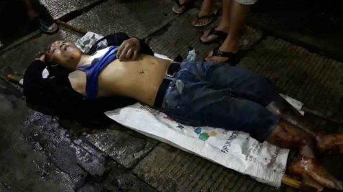 Jatuh Dari Atas Tower Indosat, Pria Bertato Naga Tewas Mengenaskan