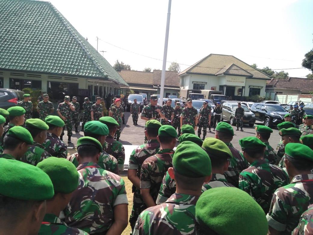 Latihan gabungan TNI2