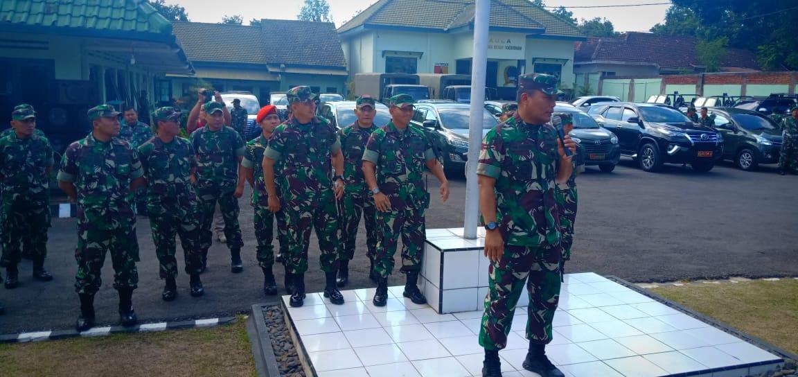 Latihan gabungan TNI3