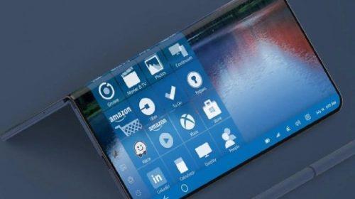 Microsoft Siapkan Tablet Layar Lipat