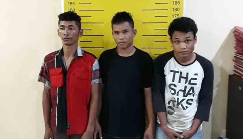 Nekat Melawan Polisi, Matondang Terkapar Ditembak, Juntak dan Ojak Dibekuk