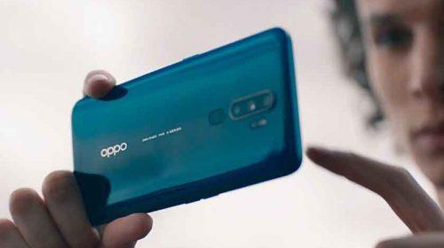 Oppo A9 2020 Resmi Meluncur, Ini Spesifikasinya