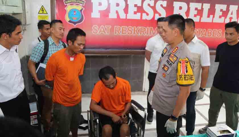 Paksa Karyawati Telanjang, Perampok Mini Market Tewas Didor Polisi