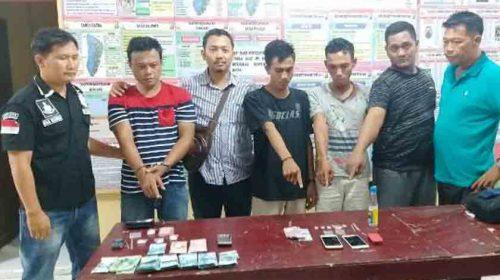 3 Pemakai Sabu Ditangkap, Sayang Bandar Narkoba Benny Purba Lolos
