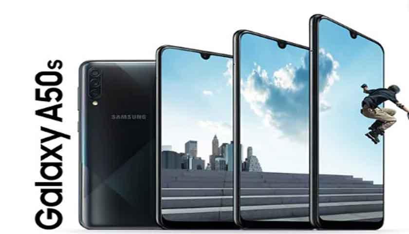 Samsung Galaxy A50s Meluncur, Ini Bedanya dengan Galaxy A50