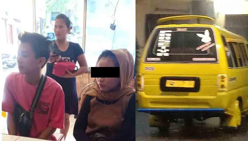 Sewa Kamar Hotel, Sopir Angkot dan ABG Digerebek Keluarga