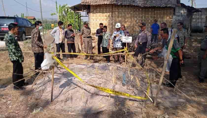Tubuh Ahmad Dani Terbakar Pasir Panas, Dirawat Intensif di Rumahsakit