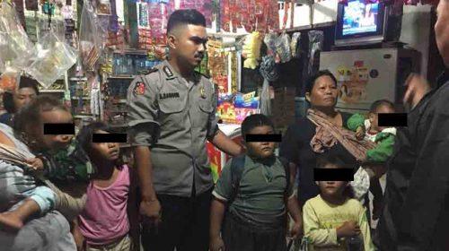 Polsek Helvetia Bongkar Kasus Eksploitasi Anak Dibawah Umur, 21 Orang Diamankan