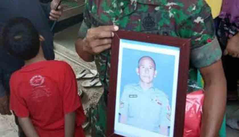 Duel Maut dengan Curanmor, Anggota TNI Tewas Dicelurit