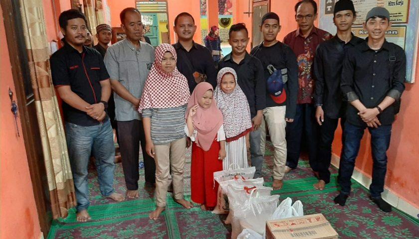 Komunitas 234 SC Asahan Santuni Panti Asuhan Muhammadiyah