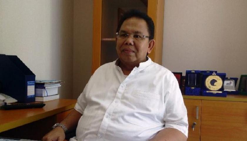 Baskami Ginting Dihunjuk Jadi Ketua DPRD Sumut 2019-2024