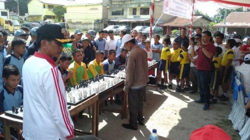 Peringatan Haornas di Samosir Momentum 'Gerakan Ayo Olahraga'