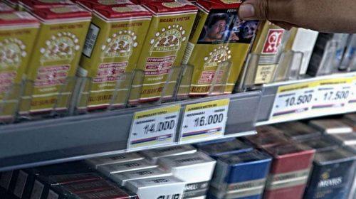Tarif Cukai Rokok Bakal Naik 23%, Harga Eceran Lebih Mahal 35%