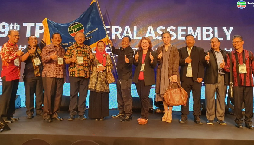 Sumatera Utara Tuan Rumah Tourism Promotion Organization (TPO) 2021