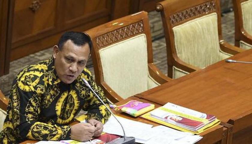 Firli, Sosok Kontroversial yang Kini Jadi Ketua KPK