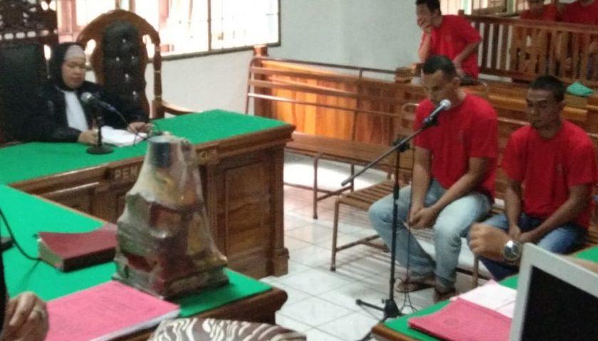 2 Terdakwa Kurir 170 Kg Ganja Aceh-Medan Digelar, 1 Lainnya Tertembak
