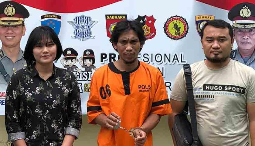 Kantong Celana Digeledah Polisi, Ada Sabu, Penjual Ayam Penyet 'Galau'