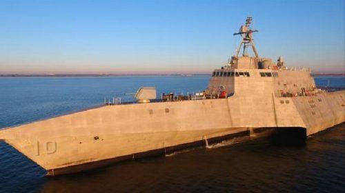 Amerika Kirim Kapal Perang Rudal Terkuat ke Asia Pasifik