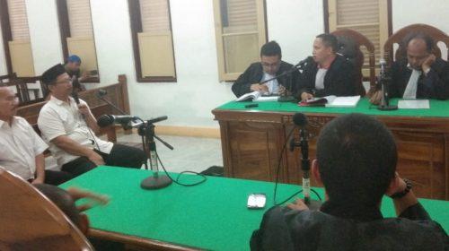 Berbelit-belit, Sidang Pungli  Oknum Kadisdik Batubara Hampir 3 Jam