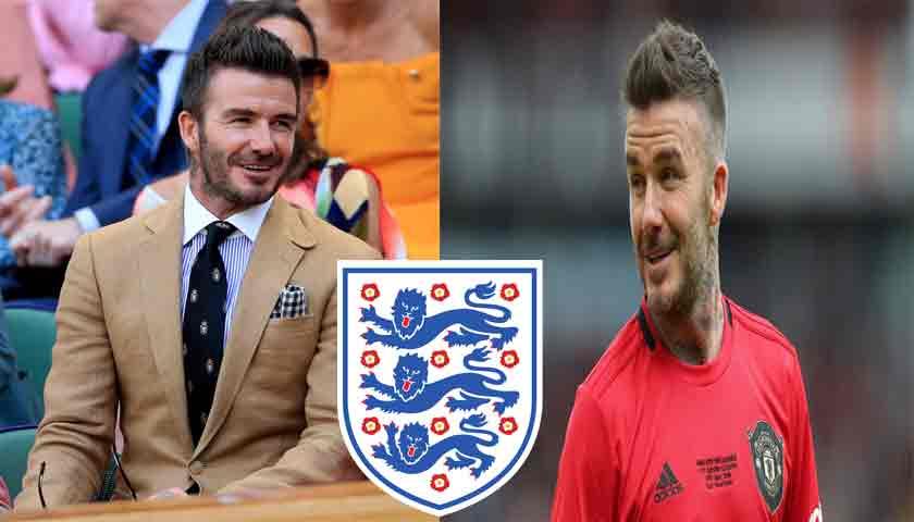 David Beckham Berambisi Menjadi Pelatih Timnas Inggris