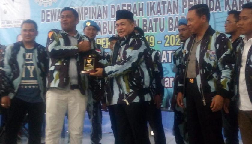 Ribuan Kader 'IPK' Tumpah di Pendopo Zahir