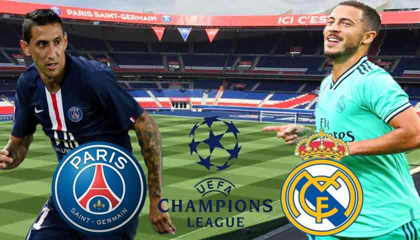 Prediksi Liga Champions Paris Saint-Germain vs Real Madrid 19 September 2019