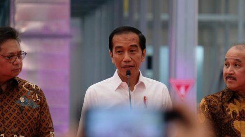 Jokowi Respons Pimpinan KPK: Tak Ada Namanya Kembalikan Mandat