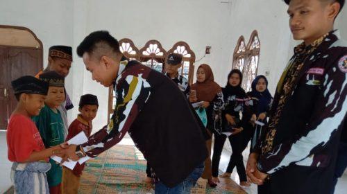 SAPMA IPK Batubara Beri Santunan kepada Yatim Piatu di Panti Asuhan Husnul Khotimah
