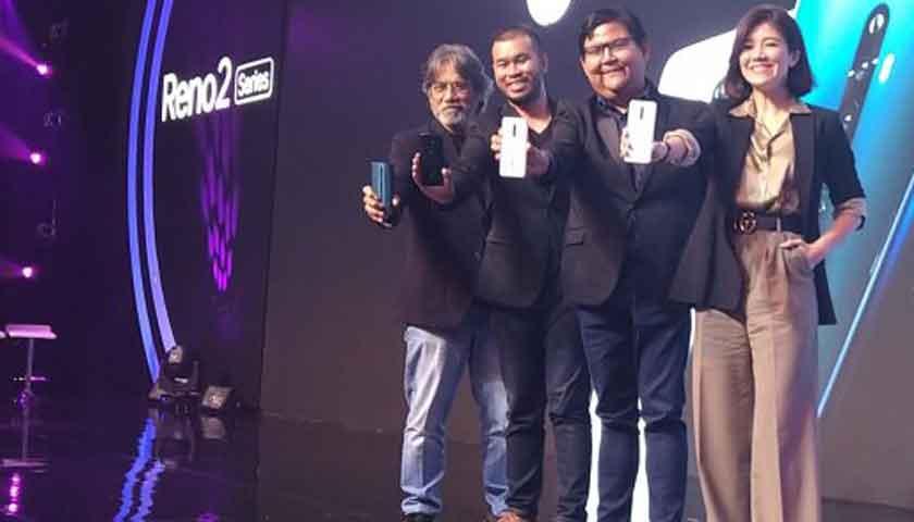 Oppo Reno 2 Resmi Dirilis di Indonesia, Ini Spesifikasi dan Harganya