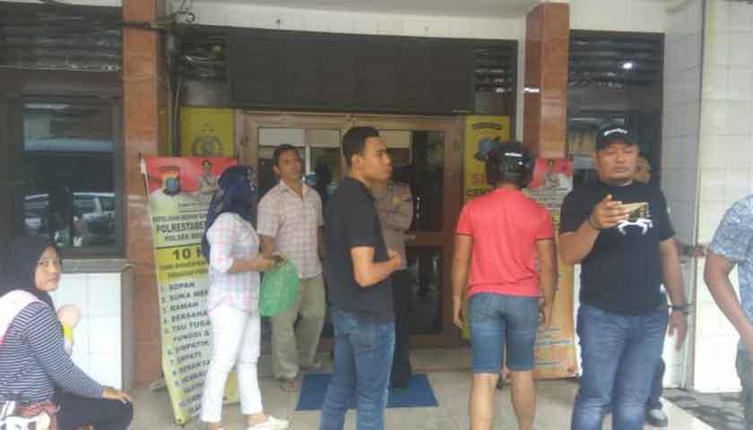 Pelaku Penganiayaan Anggota TNI di Medan Diringkus Polisi