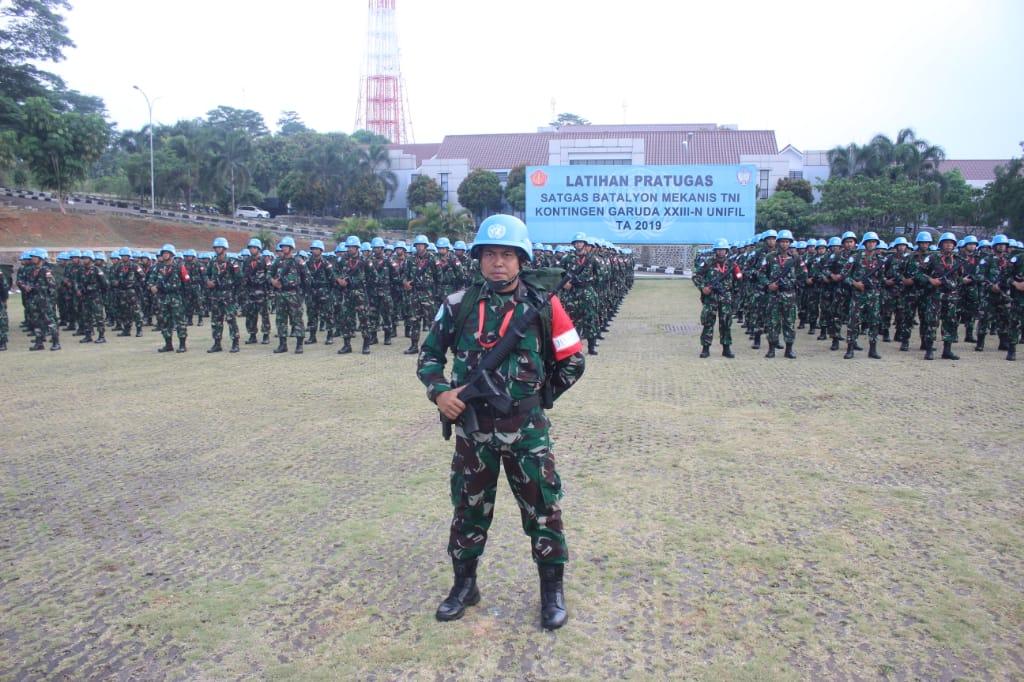 Satgas Batalyon Mekanis