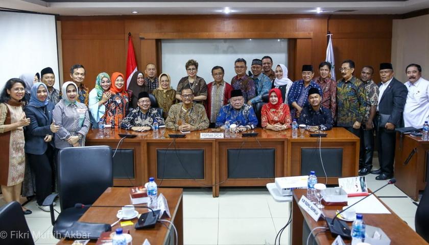 DPD RI Pilih Pimpinan Alat Kelengkapan Periode 2019-2020