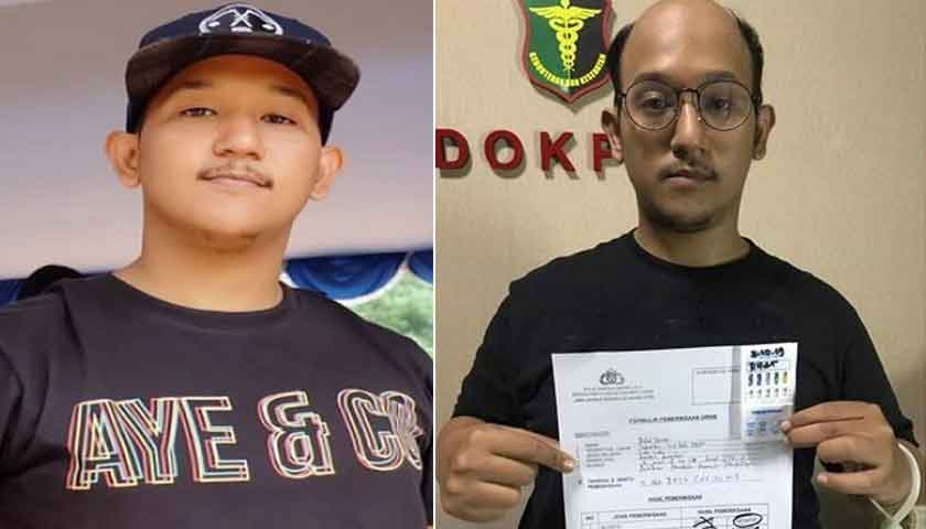 Artis Lenong Rifat Umar Ditangkap Terkait Kasus Narkoba