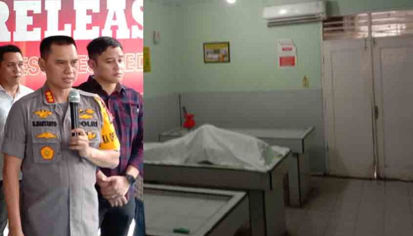 Doorrr..!!! Monang Dibunuh, Tongat Begal Sadis Ditembak Mati Polisi