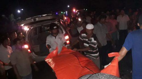 Dua Pemuda di Aceh Timur Tewas Dilindas Truk Tronton
