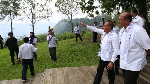Presiden Joko Widodo: Rumah di Kawasan Danau Toba Dikembalikan Seperti Aslinya