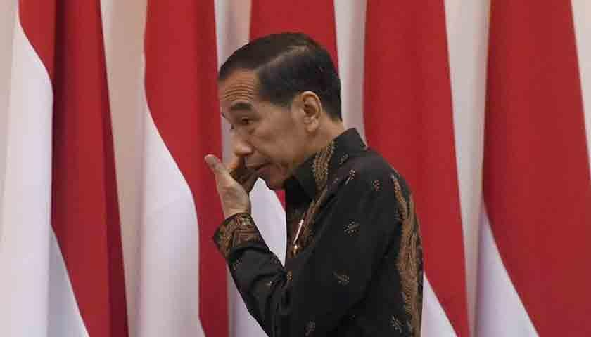 harta kekayaan Jokowi