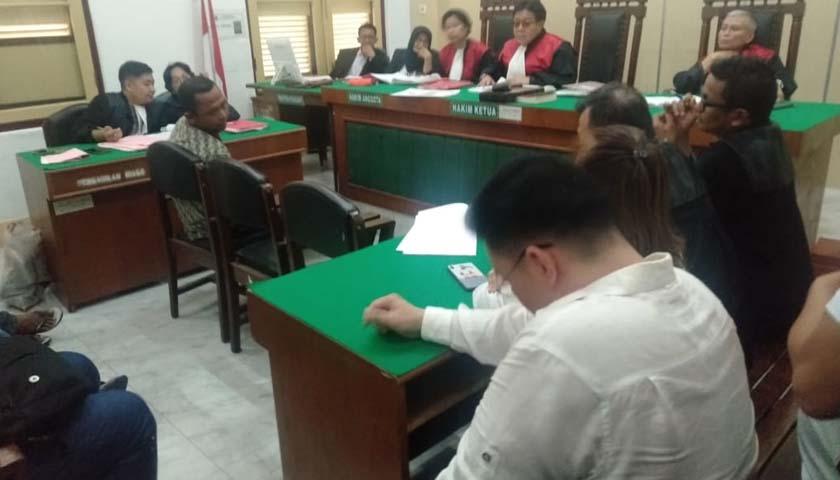 2 Saksi Lihat Jelas Saat Penganiayaan Dilakukan Terdakwa Lisam dan Lienawati