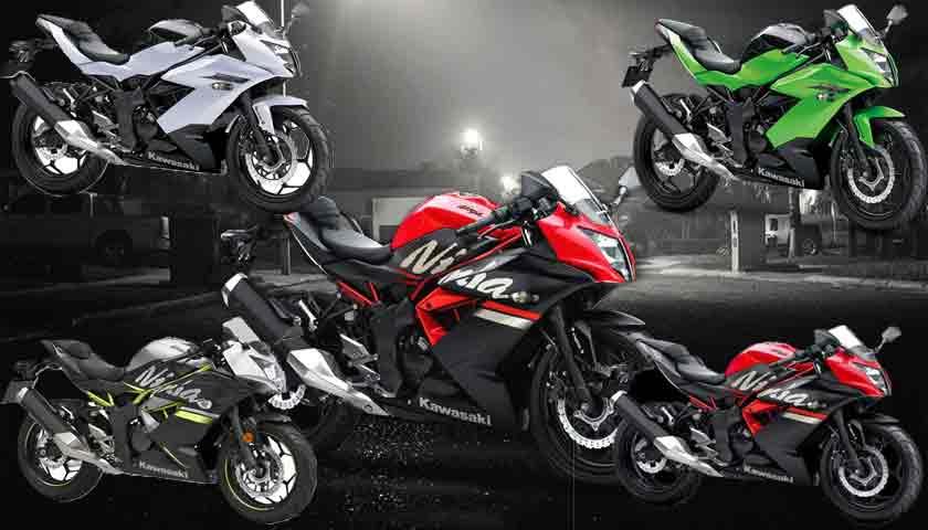 Mantap! Kawasaki Ninja 250SL Seharga Rp41,5 Juta Hadir di Indonesia
