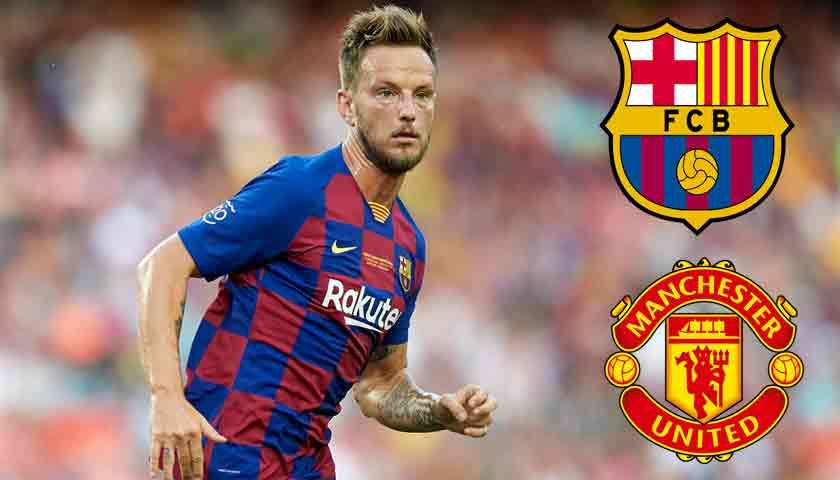 Manchester United Tertarik Rekrut Ivan Rakitic dari Barcelona