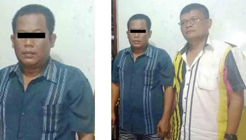 Silitonga Takut Ditembak, Perampok Truk Getah 'Angkat Tangan'