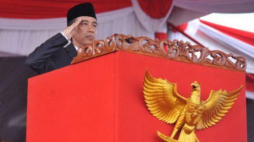 Ingin Langsung Kerja, Jokowi Minta Acara Syukuran Dibatalkan